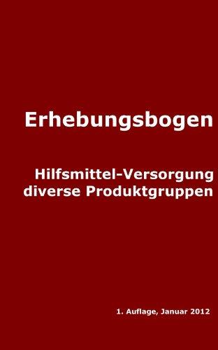 Assessment bei Hilfsmittelverordnungen (Erhebungsbogen & Assessment Verfahren 6)