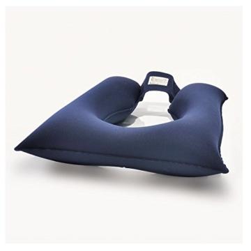 BORT Codyn® Sitzkissen, Hämorhoidenkissen, 45×45 cm, Öffnung 16cm