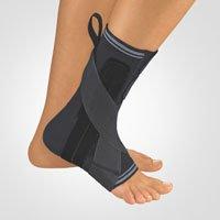 BORT Fußheberorthese Rechts – Größe medium kurz