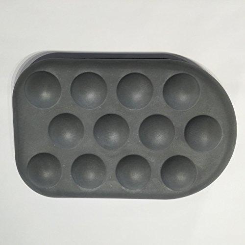 MASPO 2000.7226 Zubehör Vibramat – Noppenmoosgummischuh