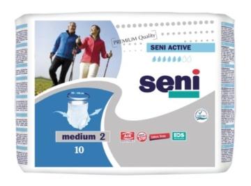 SENI Active Pants Gr.M 8X10 St
