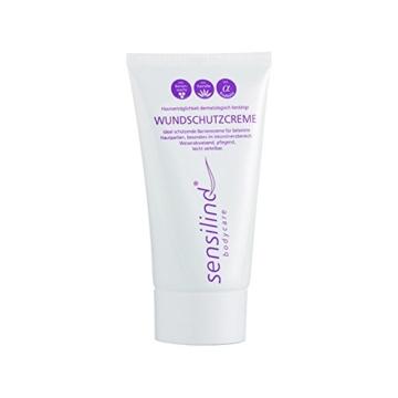 SENSILIND Wundschutzcreme parfümfrei 150 ml Creme