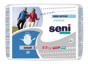 Seni Active Pants Small (1 x 10 Stk.)