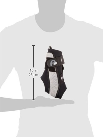 Aircast A60Knöchelbandage als getragen von Andy Murray -