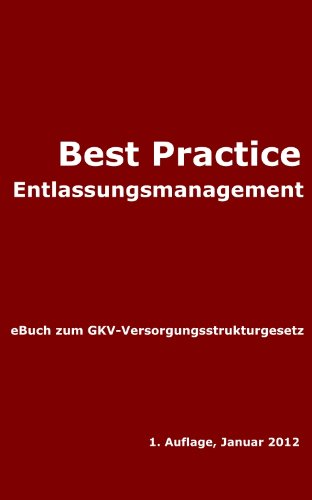 Best Practice Entlassungsmanagement -