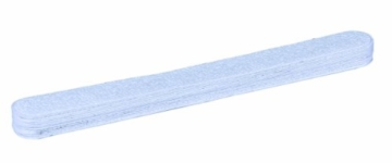 GAH-Alberts 140571 Anti-Rutsch-Streifen – selbstklebend, Kunststoff, weiß, 180 x 19 mm -