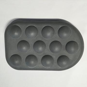 MASPO 2000.7226 Zubehör Vibramat – Noppenmoosgummischuh -
