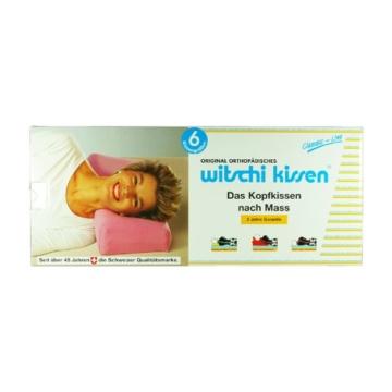 Orthopädische Witschi Kissen Gr. 2, Kopfkissen, Nackenkissen -
