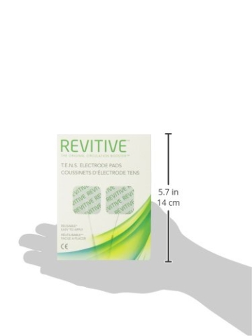 Revitive T.E.N.S. PADS Durchblutungs-Stimulator -