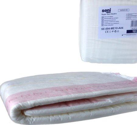 Super Seni Quatro – Gr. X-Large – 4200 ml – PZN 03150467 – (60 Stück) -